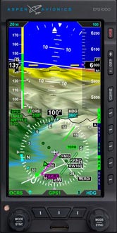 <table>	 				<tr> 					<td class='portTip'> 						Synthetic Vision for the EFD 1000 Glass Cockpit displays a real-time, 3D view of the terrain, obstacles and traffic in a simple way so the pilot can have enhanced awareness of the environment. <br/><br/> I helped to implement the 3D view of the terrain, 3D obstacles display, 3D traffic display, airport and runways display, altitude guidance and many aspects of the user interface.  					</td> 				</tr> 				<tr> 					<table>	 						<tr> 							<td class='bold'> 								Languages: 							</td> 							<td class='portTip'> 								C. 							</td> 						</tr> 						<tr> 							<td class='bold'> 								Libraries:  							</td> 							<td class='portTip'> 								In house libraries and Open GL ES. 							</td> 						</tr> 						<tr> 							<td class='bold'> 								Tools:  							</td> 							<td class='portTip'> 								Xcode and SVN. 							</td> 						</tr> 					</table> 				</tr> 			</table>